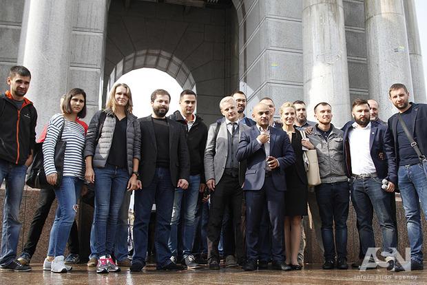 Активисты зовут украинцев на Всеукраинскую акцию за политическую реформу