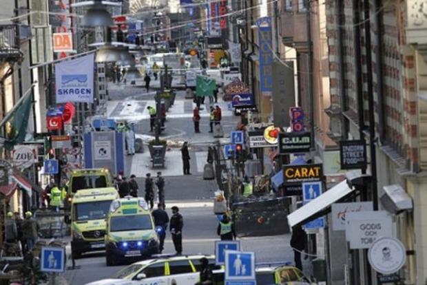 Теракт в Стокгольме. Грузовик был заминирован