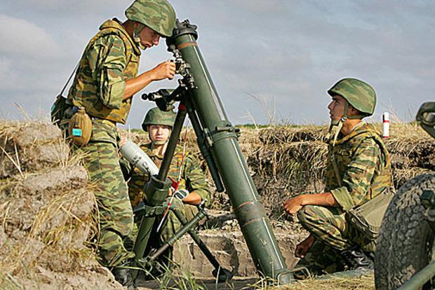 На востоке Украины без потерь