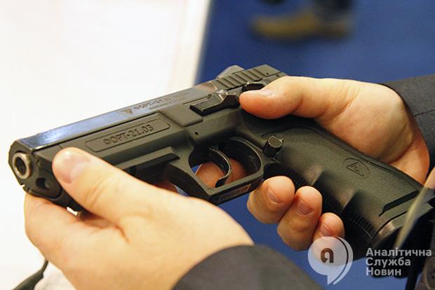 Четырехлетний американский мальчик пристрелил своего деда