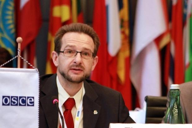 ОБСЕ сделает все, чтобы разрешить конфликт на Донбассе – Гремингер