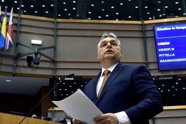 Премьер Венгрии заявил о конце «эры российской газовой монополии»