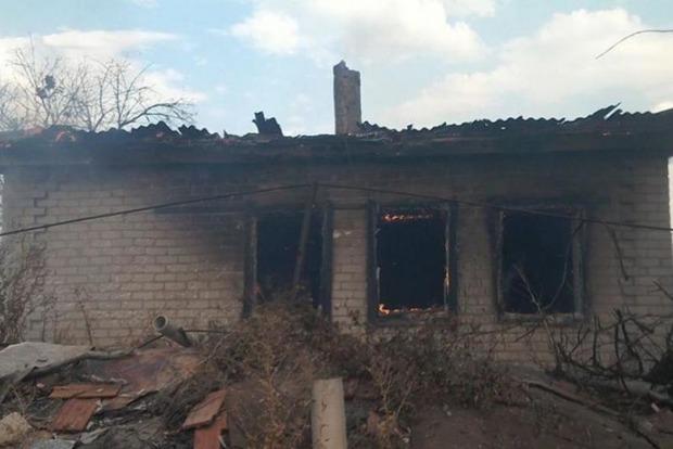 Из-за боеприпасов: в Зайцево сгорело дотла пять домов