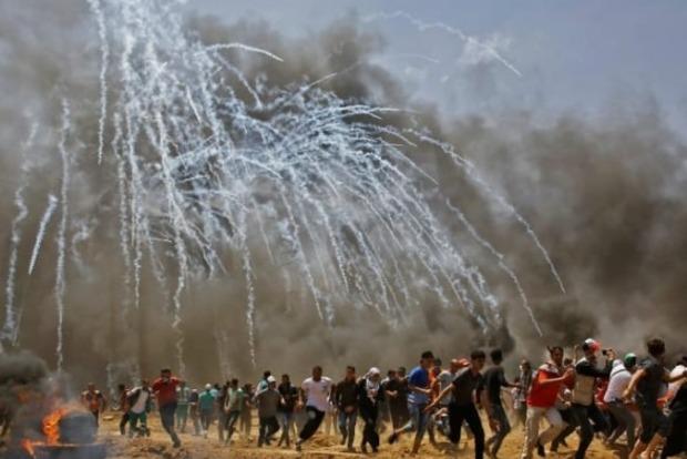 Протесты в Газе: в столкновениях с армией Израиля погиб уже 41 палестинец