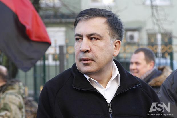 Марш За будущее Саакашвили финансировал Кремль