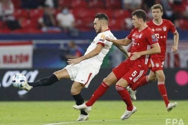 Баварцы выиграли Суперкубок УЕФА