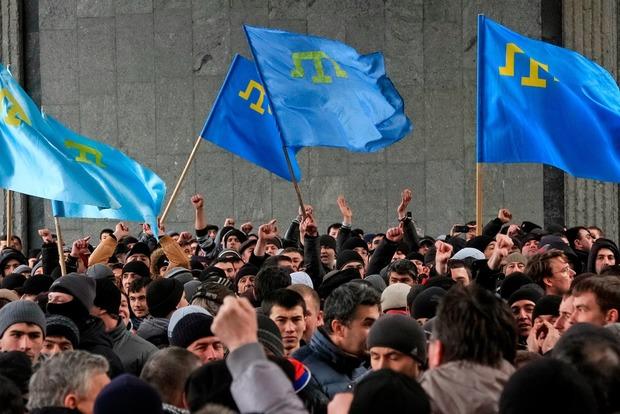 ВКрыму обстреляли дом крымскотатарского активиста