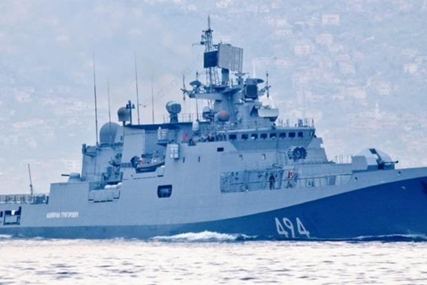 Россия срочно возвращает к берегам Сирии военные корабли