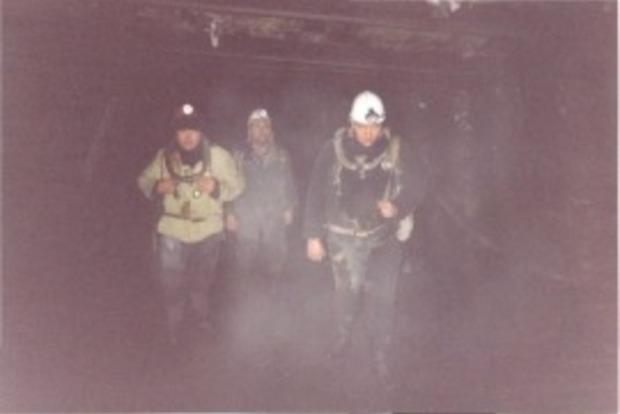 УРФ затопило шахту, вякій перебували 150 осіб