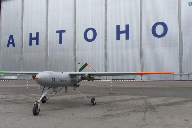 В Україні пройшли перші випробування нового бойового безпілотника