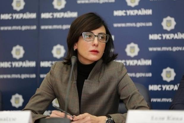 Деканоидзе назначила руководителя полиции в Кривом Озере