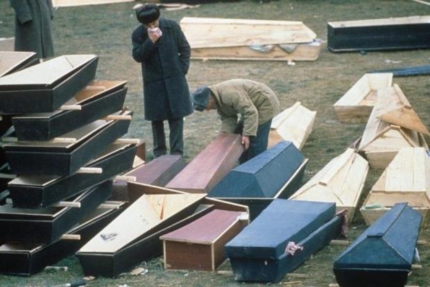 Как десять Хиросим. 30 лет назад в Армении произошло землетрясение, убившее 25 тыс. людей