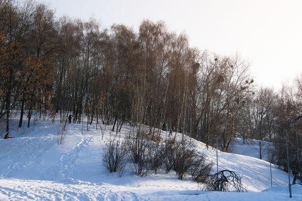 Киевский суд запретил строительство офисного центра возле Батыевой горы