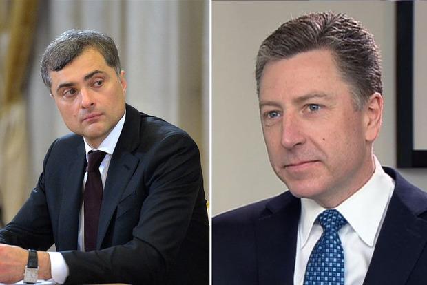 Волкер и Сурков обсудят введение миротворцев на Донбасс в октябре
