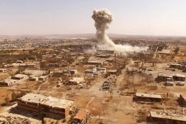 Лидеры шести страны срочно призывают ввести в Алеппо режим прекращения огня