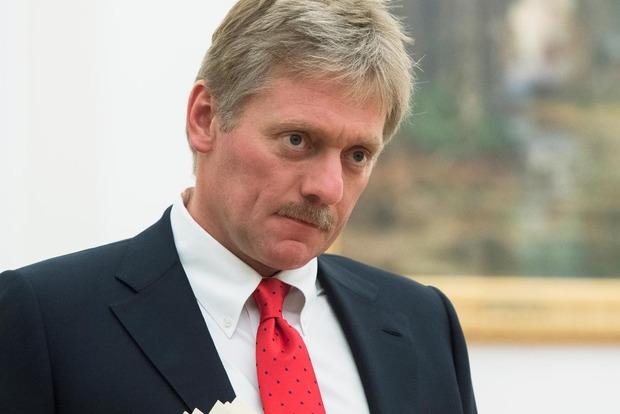 УКремлі прокоментували вплив Путіна натерористів «ЛДНР»