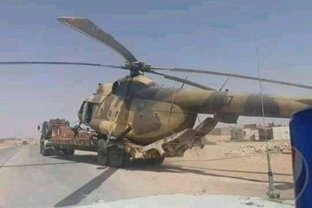 Протурецкие силы в Ливии захватили российскую боевую авиацию