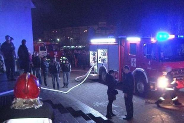 В суд переданы производства относительно пожара в ночном клубе Львова
