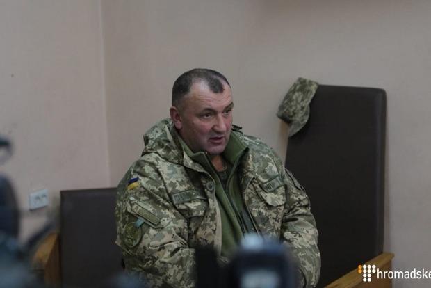 Замминистра обороны Павловского суд отправил под домашний арест