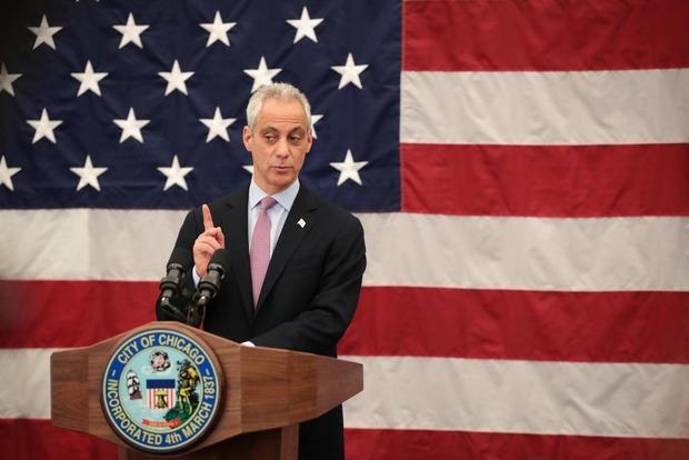 Чикаго собирается подать в суд на Трампа за отказ финансирования городов-убежищ