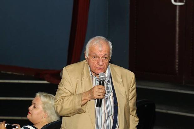 Помер актор і режисер Баадур Цуладзе
