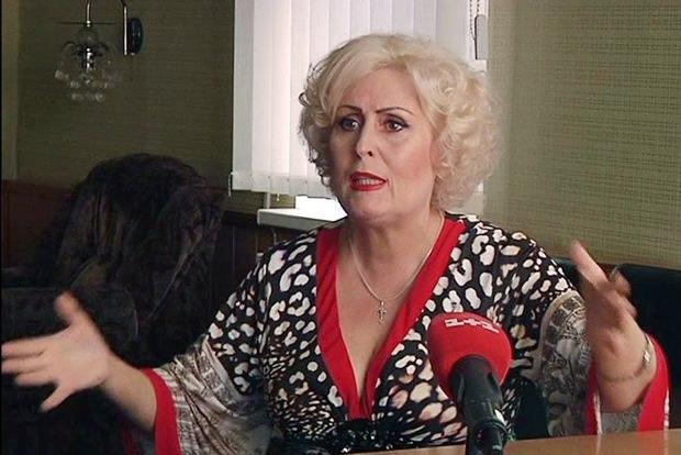 Экс-мэр Славянка Штепа показала последствия избиения в СИЗО