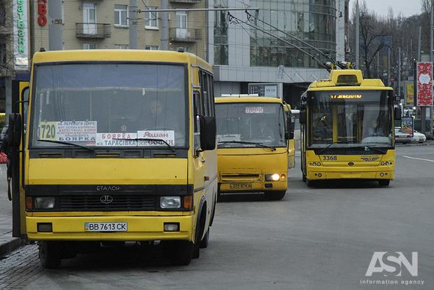 Перевозчики хотят повысить проезд по Киеву до 15 гривен