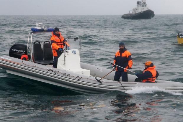 СМИ сообщают о разрушенном «черном ящике» Ту-154