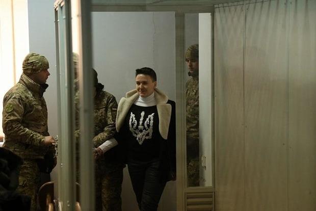Согрейте Надю. Савченко пожаловалась на холод в камере