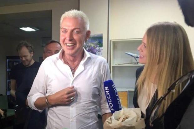 Лідер Scooter вилетів зжурі телешоу після протесту України— посол