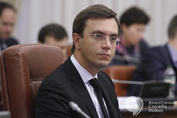 Омеляна взяли на поруки министр спорта и нардеп