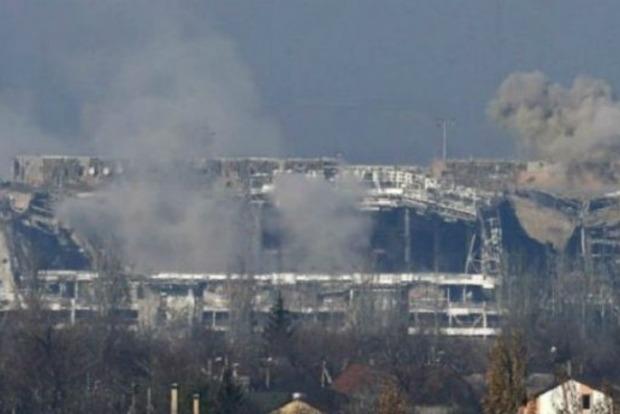 Минобороны: В Донецком аэропорту вновь возобновились бои
