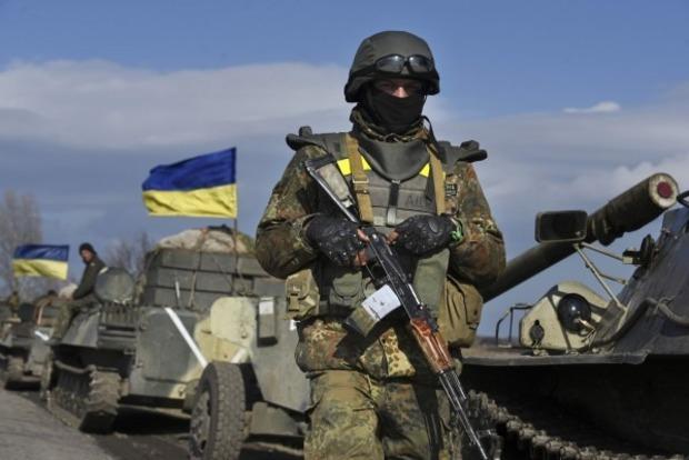 Обстановка взоне АТО накаляется: запрошедшие сутки погибли четверо украинских бойцов