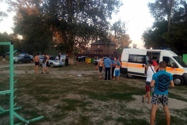 ВПолтаве в итоге стрельбы на береге умер мужчина иранен ребенок