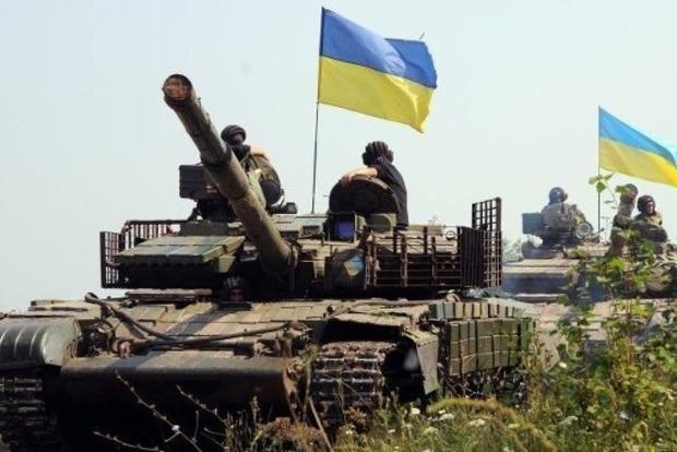 С начала войны на Донбассе погибли 2629 украинских военных, ранены 9,4 тыс.