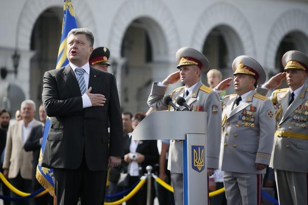 К открытию сессии Рады: Порошенко пообещал законопроект, который закрепит интеграцию в НАТО