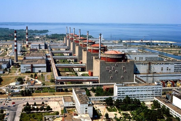 Один из энергоблоков Запорожской АЭС отключен для ремонта