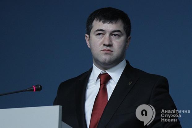 Иностранец может стать замом Насирова по таможне