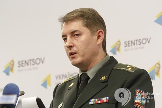 Один военный погиб в зоне АТО, есть раненые