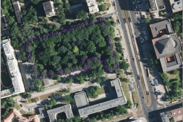 В Варшаве назвали сквер в честь известного украинского поэта Стуса