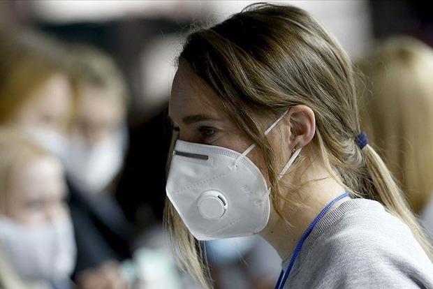 В Украине подтверждено более 2,25 млн случаев заражения