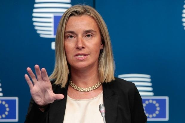 В ЕС обеспокоены ситуацией на востоке Украины - Могерини