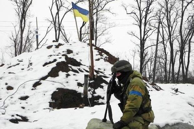 Штаб ООС: На Донбасі загинув український військовий