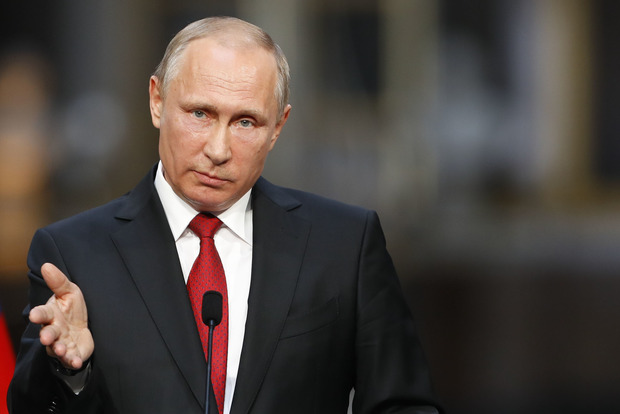 Путин объявил, что непротив включения США в«нормандский формат»