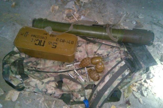 В Харькове патрульные обнаружили сумку с боеприпасами