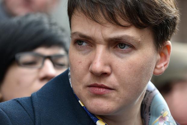 Ничего не получала: У Савченко отреагировали на вызов в СБУ