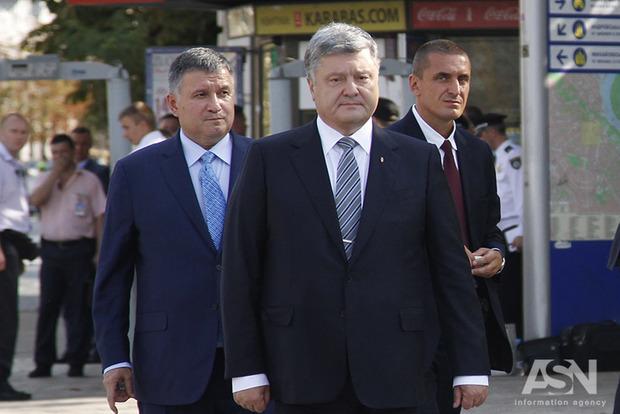 МВД Украины создаст новые части на Азовском море