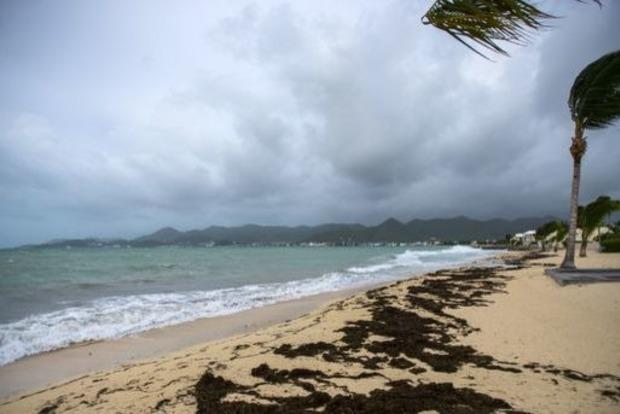 По следам «Ирмы»: над Атлантикой сформировался новый шторм «Мария»