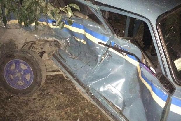 Офицеру полиции, пострадавшему в ДТП, срочно нужна помощь