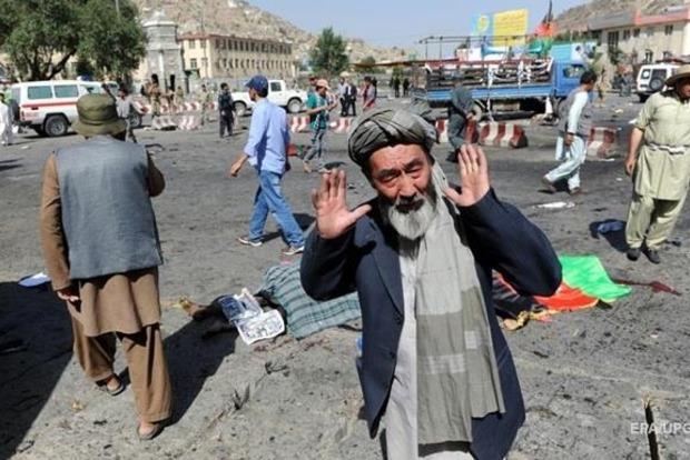 Ответственность за нападение в Кабуле взяло на себя ИГИЛ